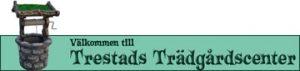 Logo Trestads Trädgårdscenter